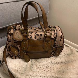 Like new Jessica Simpson Bucket Bag